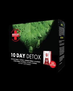 Rescue Detox 10 Day Permanent Detox Kit