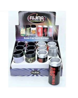 FUJIMA SLOPE CAN SHAPE ASHTRAY (EX19)