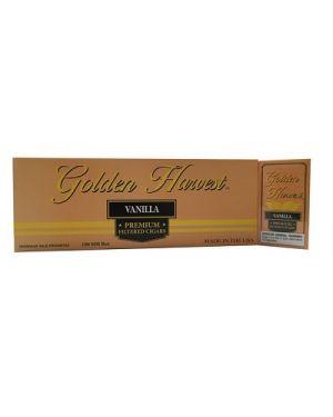 Golden Harvest Filtered Cigars Vanilla