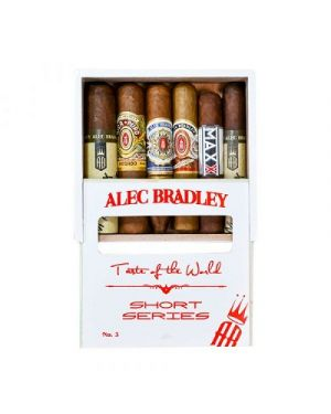 Alec Bradley Taste Of The World Short Series Sampler