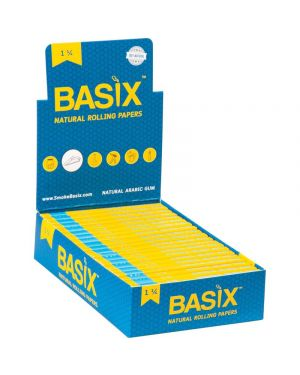 Basix Natural 1 ¼ Rolling Papers