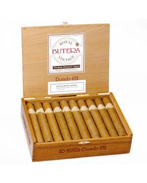 Butera Royal Vintage Dorado 652