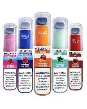 HELIXBAR 5% Disposable Pod Device - 10Pcs/Pack