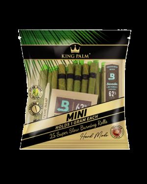 King Palm  Mini  Rolls