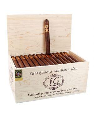 Litto Gomez Small Batch