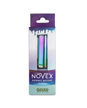 OOZE NOVEX EXTRACT VAPE BATTERY - RAINBOW
