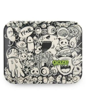 OOZE ROLLING TRAY - BIODEGRADABLE - MONSTEROUS