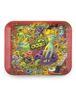 OOZE ROLLING TRAY - BIODEGRADABLE - UNIVERSE
