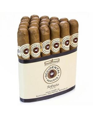 Alec Bradley Occidental Reserve Robusto