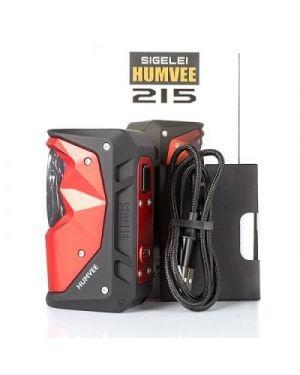 Sigelei HUMVEE 215W Box Mod