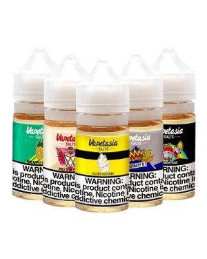 Vapetasia Salts | 30mL Nic Salt E-Liquid Simple