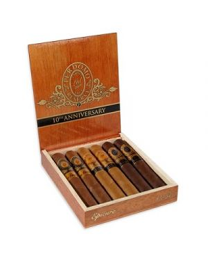 Perdomo Reserve 10th Anniversary Champagne Epicure Gift Sampler