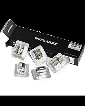 Wismec GNOME WS03 MTL 1.5 Series Replacement Coils (5pk)
