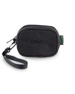 OOZE TRAVELER SMELL PROOF TRAVEL POUCH - BLACK